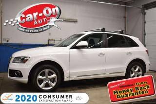 Used 2017 Audi Q5 2.0T Quattro   PANO ROOF   REAR CAMERA for sale in Ottawa, ON