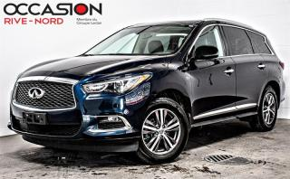 Used 2018 Infiniti QX60 AWD NAVI+CUIR+TOIT.OUVRANT for sale in Boisbriand, QC