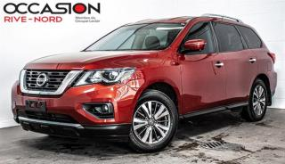 Used 2017 Nissan Pathfinder SL AWD CUIR+SIEGES.CHAUFFANTS+CAM.RECUL for sale in Boisbriand, QC