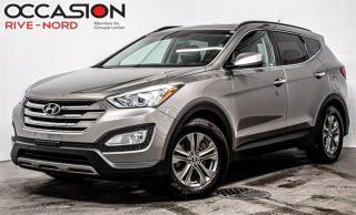 Used 2014 Hyundai Santa Fe Sport Premium AWD MAGS+SIEGES.CHAUFFANTS+CAM.RECUL for sale in Boisbriand, QC