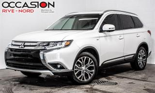 Used 2018 Mitsubishi Outlander GT S-AWC NAVI+CUIR+TOIT.OUVRANT for sale in Boisbriand, QC