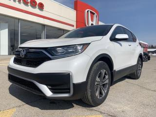 New 2021 Honda CR-V LX for sale in Simcoe, ON