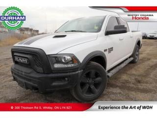 Used 2019 RAM 1500 Classic Warlock 4x4 Crew Cab 5'7  Box for sale in Whitby, ON