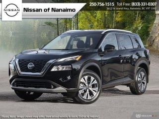 New 2021 Nissan Rogue SV for sale in Nanaimo, BC