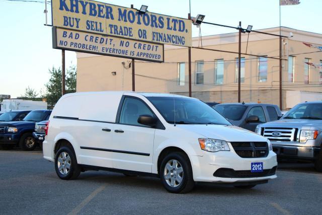 2012 RAM Cargo Van C/V