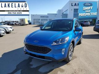 New 2021 Ford Escape SEL AWD  - Sunroof - $215 B/W for sale in Prince Albert, SK