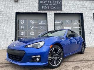 Used 2016 Subaru BRZ Sport-tech Loaded Custom No Accidents for sale in Guelph, ON