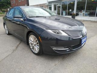 Used 2013 Lincoln MKZ for sale in Mono, ON