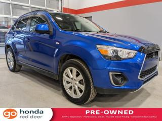 Used 2015 Mitsubishi RVR SE for sale in Red Deer, AB