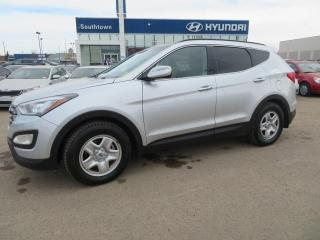 Used 2015 Hyundai Santa Fe Sport SE 2.0L/AWD/B.CAM/LEATHER/HEATED WHEEL/PANO ROOF for sale in Edmonton, AB