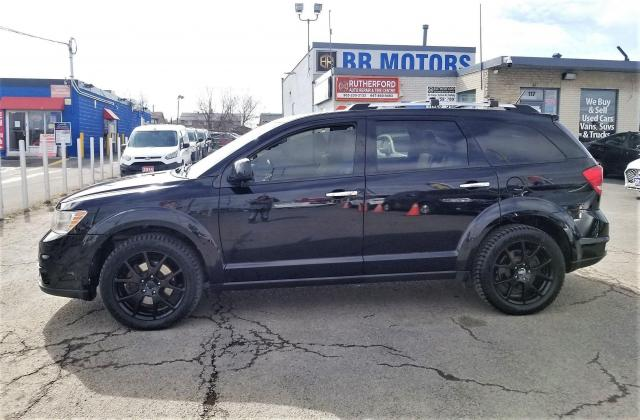 2015 Dodge Journey No accidents |AWD | R-T | 7 Seater | Certified