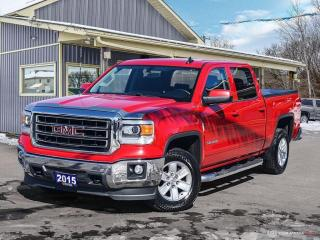 Used 2015 GMC Sierra 1500 SLE,4X4,CREWCAB,ONE OWNER,REMOTE START,TOW PKG for sale in Orillia, ON