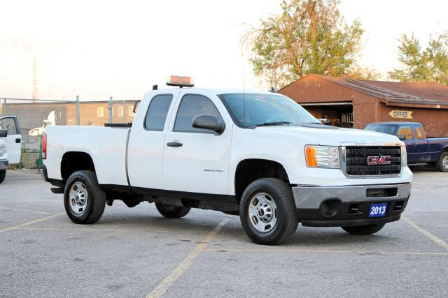 2013 GMC Sierra 2500 2500HD