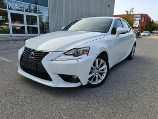 Used 2014 Lexus IS 250 Basic for sale in Vaughn, ON