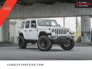 New 2021 Jeep Wrangler Sahara Unlimited  -  Android Auto for sale in Surrey, BC