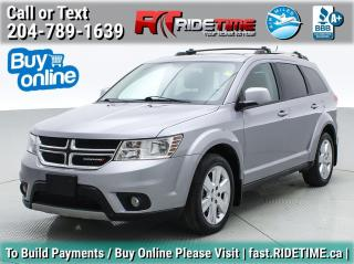 Used 2015 Dodge Journey Limited for sale in Winnipeg, MB