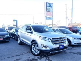 Used 2017 Ford Edge AWD | SEL|Blindspot|H seats|R start |Certified for sale in Brampton, ON
