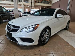 Used 2016 Mercedes-Benz E400 4MATIC for sale in Vaughn, ON