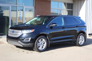 Used 2017 Ford Edge SEL AWD - LOW KM - LEATHER - NAV for sale in Saskatoon, SK