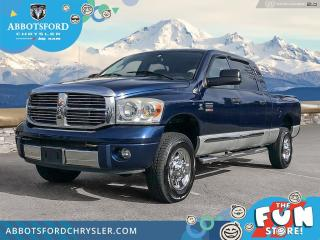 Used 2007 Dodge Ram 2500 RAM 2500 MEGA CAB for sale in Abbotsford, BC