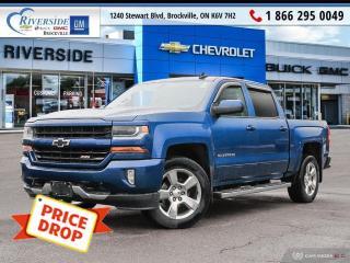 Used 2018 Chevrolet Silverado 1500 2LT for sale in Brockville, ON