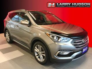 Used 2017 Hyundai Santa Fe Sport 2.0T SE AWD | Leather | Sunroof | One Owner | + Snow Tires/Rims for sale in Listowel, ON