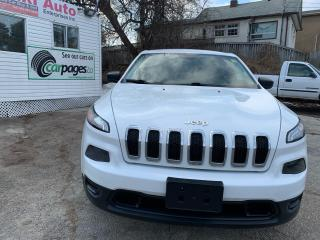 Used 2016 Jeep Cherokee Sport for sale in Toronto, ON