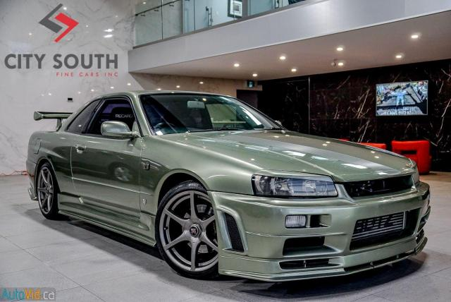 1999 Nissan Skyline R34 - FINANCING AVAILABLE