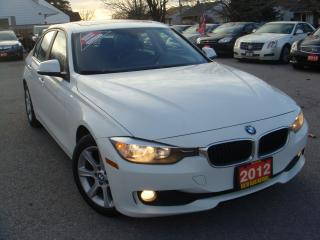 Used 2012 BMW 3 Series 320i for sale in Ajax, ON
