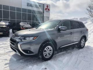 Used 2020 Mitsubishi Outlander ES | 7 Seats | All Wheel Drive for sale in Barrie, ON