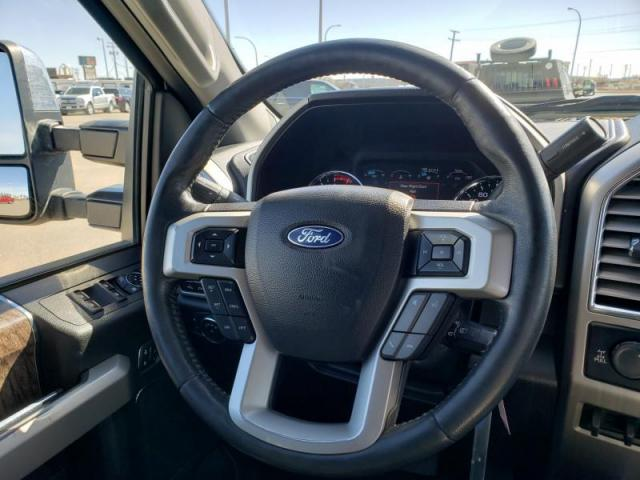 2017 Ford F-350 Super Duty Lariat  - Leather Seats - $486 B/W