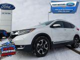 2019 Honda CR-V Touring AWD  - Sunroof -  Navigation - $245 B/W