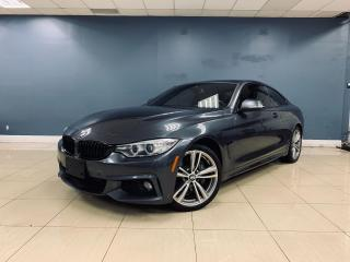 Used 2017 BMW 4 Series 440i xDrive M Performance Premium enhanced Fully for sale in North York, ON