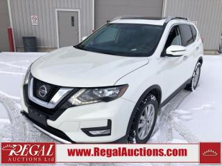 Used 2017 Nissan Rogue SV 4D Utility AWD 2.5L for sale in Calgary, AB