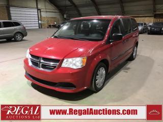 Used 2014 Dodge Grand Caravan CVP 4D Wagon 3.6L for sale in Calgary, AB