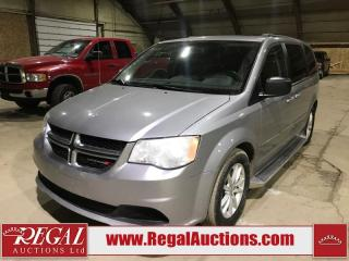 Used 2013 Dodge Grand Caravan 4D Wagon for sale in Calgary, AB