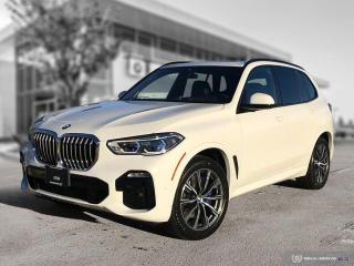 New 2021 BMW X5 xDrive40i PREMIUM ENHANCED PACKAGE for sale in Winnipeg, MB