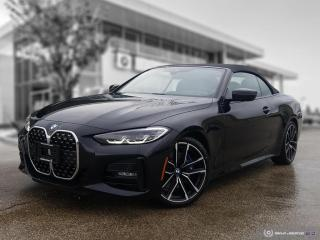 New 2021 BMW 4 Series 430i HEA PACKAGE for sale in Winnipeg, MB