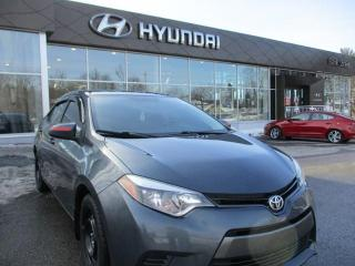 Used 2016 Toyota Corolla LE for sale in Ottawa, ON