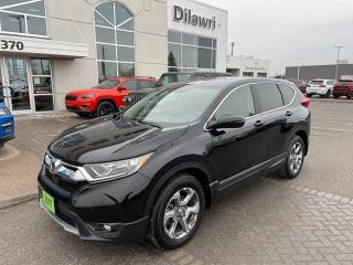 Used 2017 Honda CR-V EX for sale in Nepean, ON