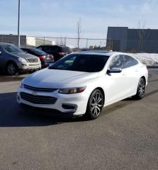 Used 2016 Chevrolet Malibu LT | $0 DOWN - EVERYONE APPROVED! for sale in Calgary, AB
