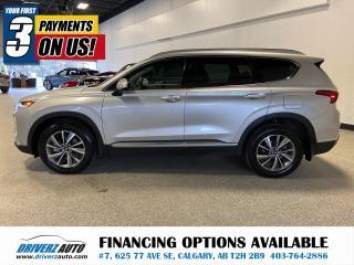 Used 2019 Hyundai Santa Fe Preferred 2.4 ADAPTIVE CRUISE, BLIND SPOT, LANE KEEPING AND MORE for sale in Calgary, AB