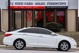 Used 2013 Hyundai Sonata Limited | Leather | Sunroof | Bluetooth | Alloys for sale in Oshawa, ON