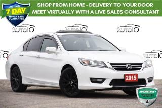 Used 2015 Honda Accord EX-L SUNROOF | HEATED SEATS | FWD | 2.4L for sale in Kitchener, ON