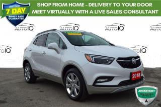 Used 2018 Buick Encore Essence BOUGHT/SERVICED HERE for sale in Grimsby, ON