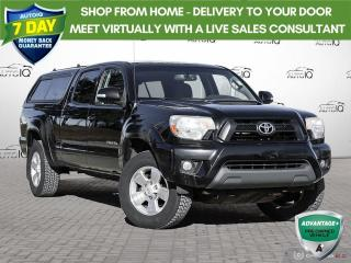 Used 2013 Toyota Tacoma V6 | NO ACCIDENTS | 4X4 | LONG BED | for sale in Barrie, ON