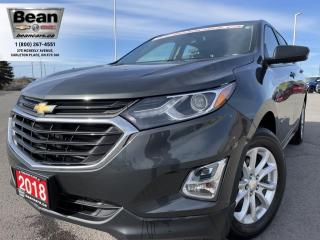 Used 2018 Chevrolet Equinox LS 1.5L AWD HEATED SEATS REMOTE VEHICLE START for sale in Carleton Place, ON