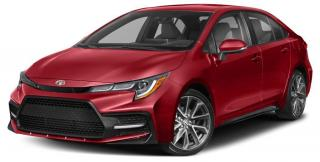 New 2020 Toyota Corolla SE for sale in Sarnia, ON