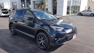 Used 2018 Toyota RAV4 Hybrid SE for sale in Sarnia, ON
