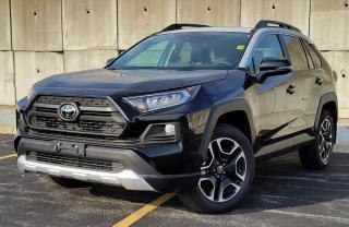 New 2021 Toyota RAV4 TRAIL for sale in Sarnia, ON